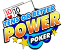 Power poker - Tens or Better